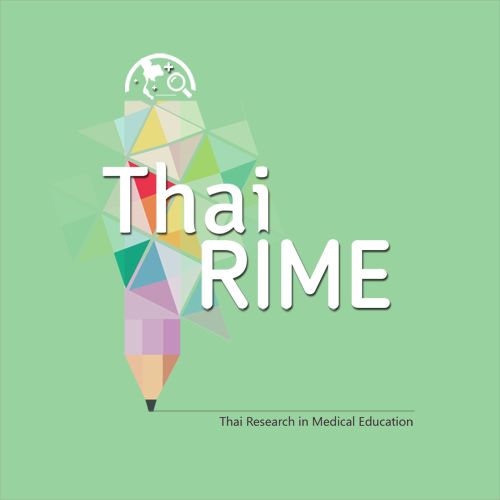 Thai Research in Medical Education